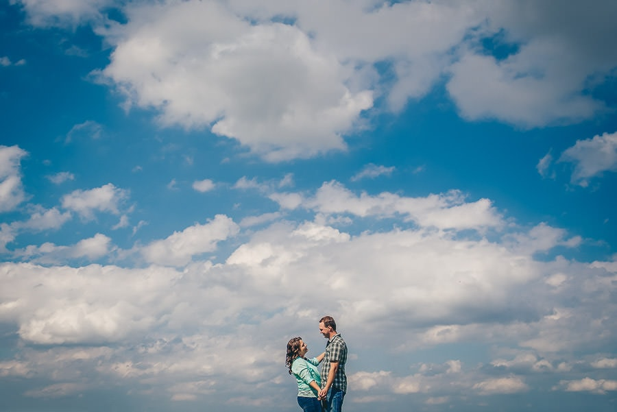 engagement picture in London Ontario