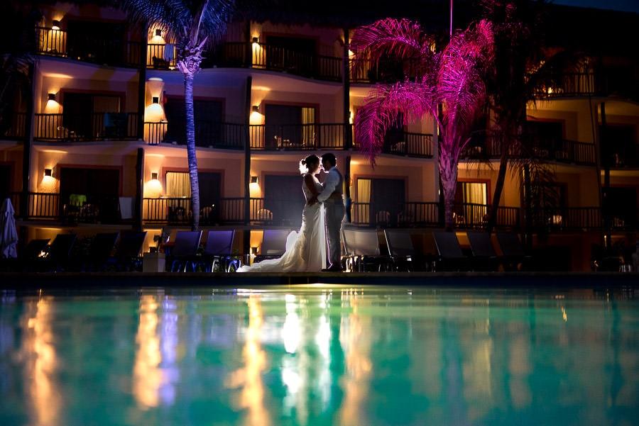 mayan Riviera wedding photo