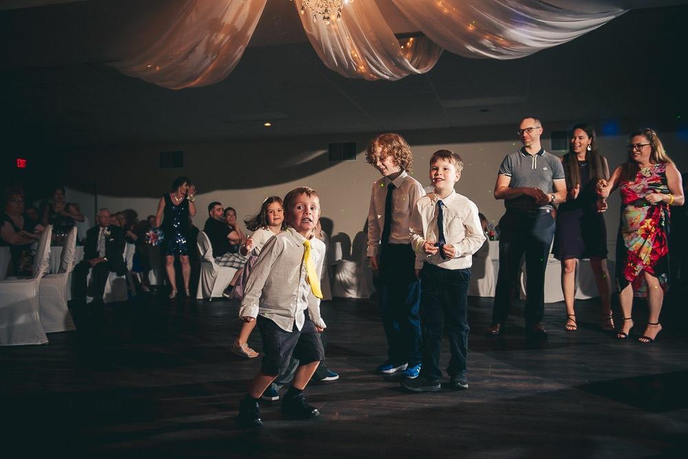 Mitchell Golf Club Wedding 11