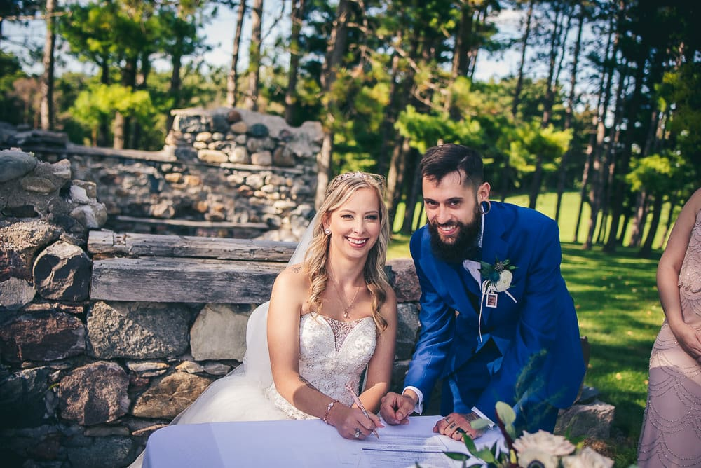 Craigowan Golf Club Wedding 7