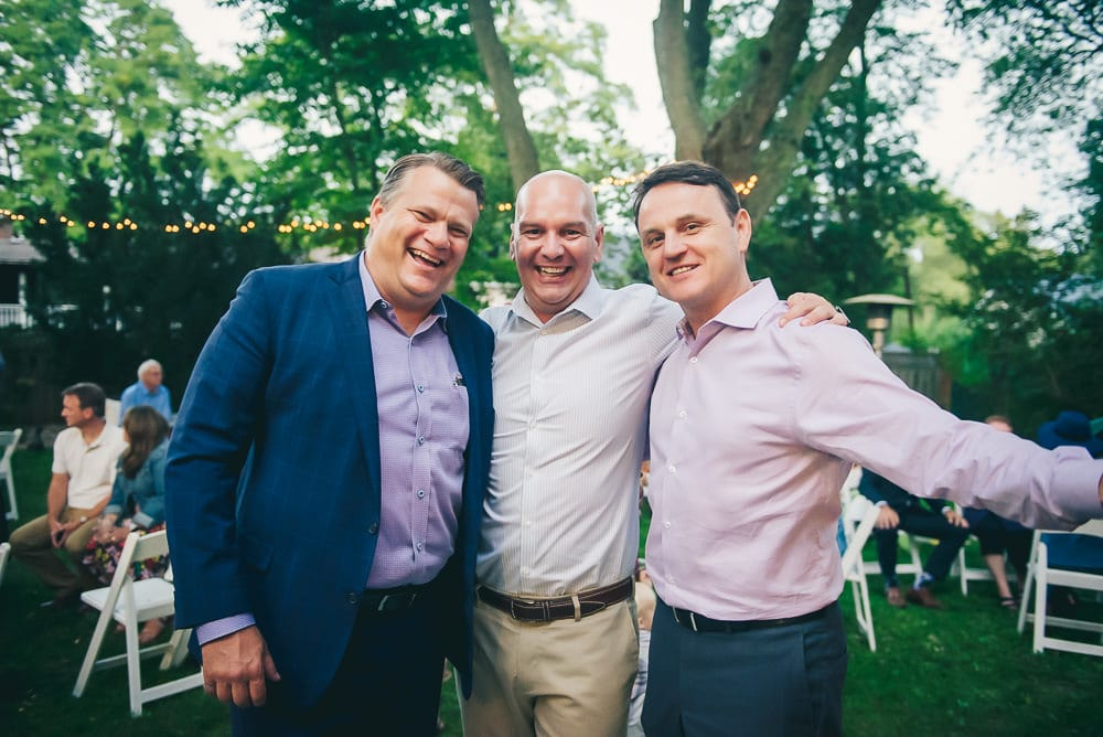 Backyard Wedding in Toronto 22
