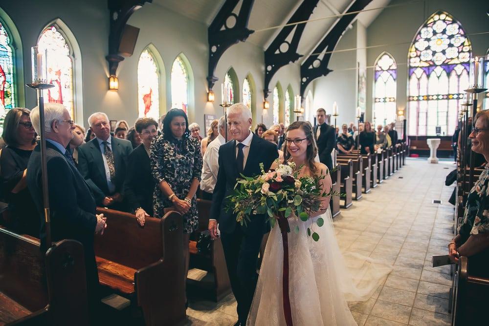 Elsie Perrin wedding London Ontario 5
