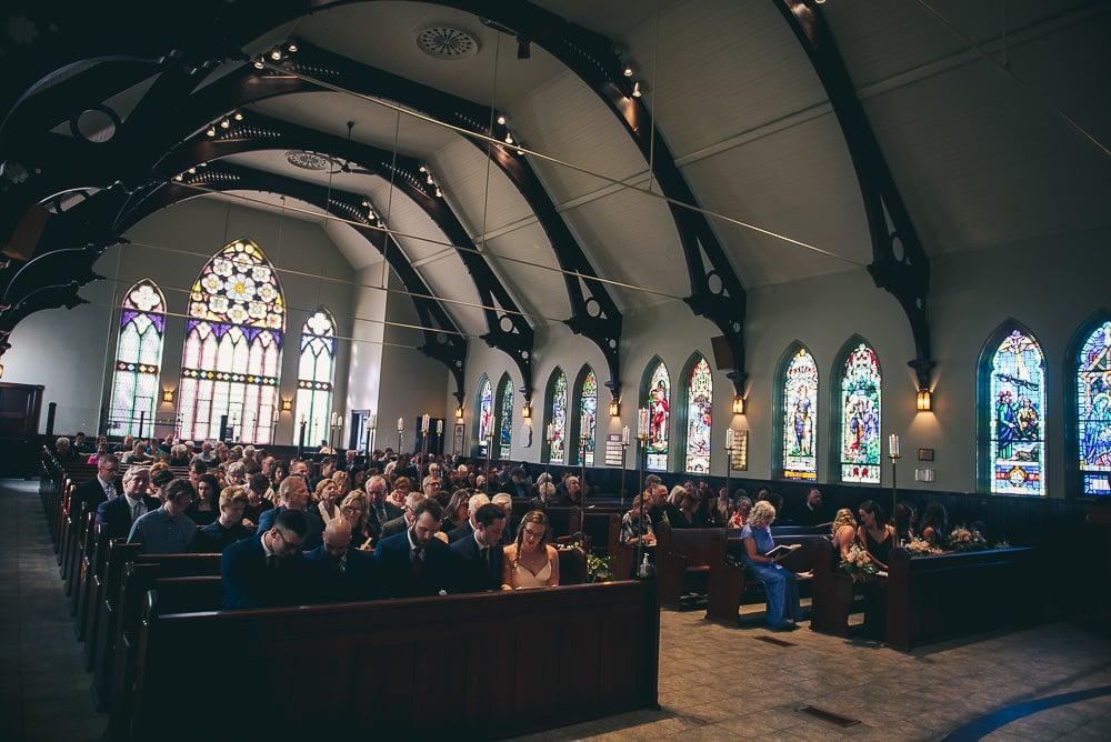Elsie Perrin wedding London Ontario 6