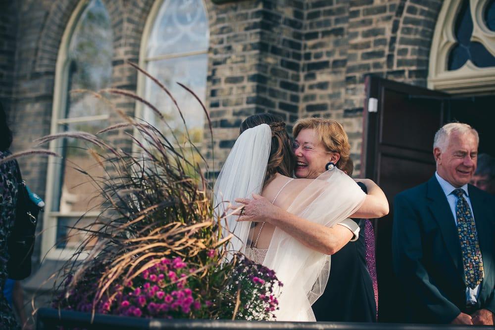 Elsie Perrin wedding London Ontario 7