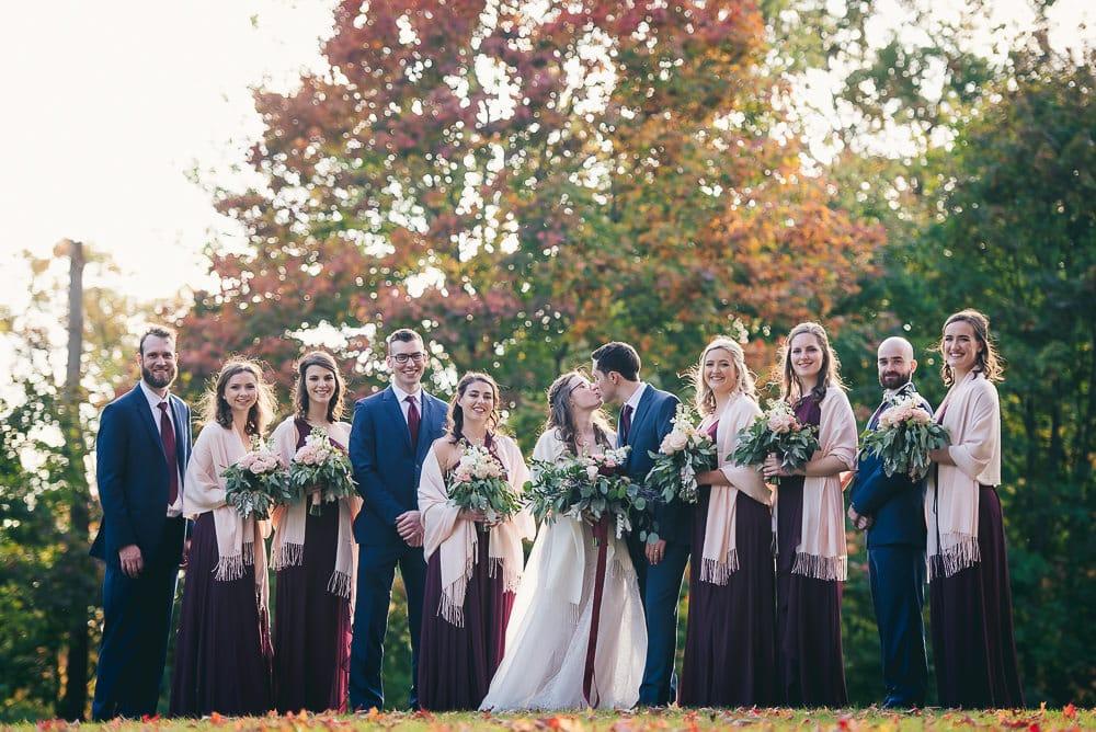 Elsie Perrin wedding London Ontario 9