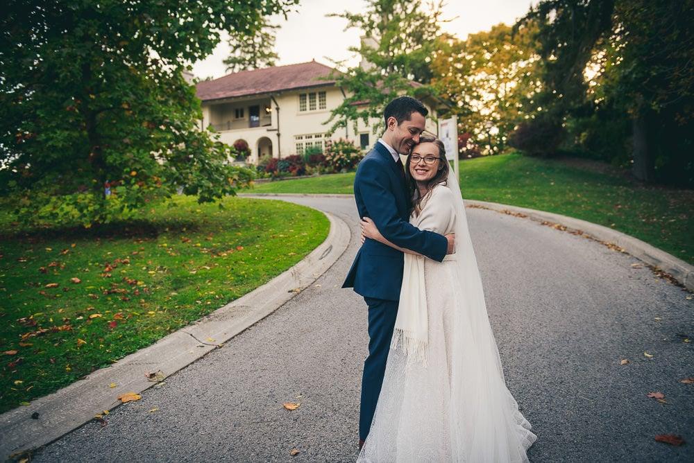 Elsie Perrin wedding London Ontario 13