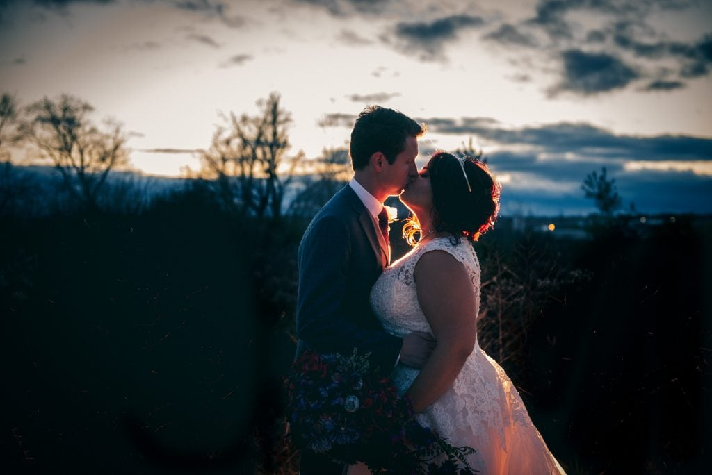 For Unforgettable Photos, Here's 3 Reasons Why You Should have an Evening Photoshoot at your Wedding 1