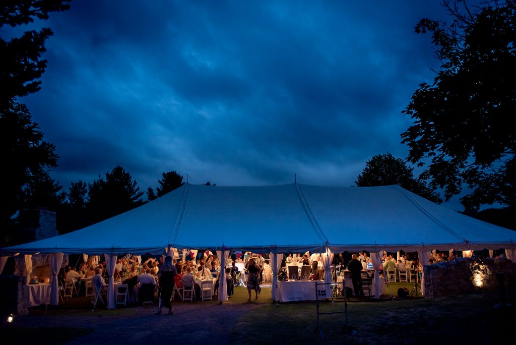 Wedding Tent? 3 Things you Need to Consider for your Special Day 2